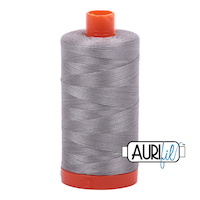 Aurifil -2620/50 Stainless Steel