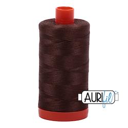 Aurifil - 1285/50 bark brun