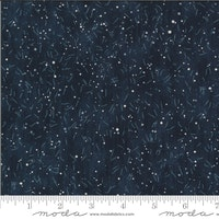 The Blues-  mørk blå med hvite prikker