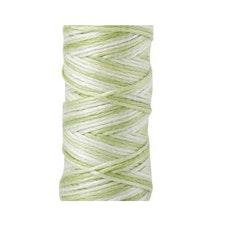 Aurifil-3320/12 grønn flerfarget