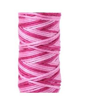 Aurifil- 4660/12 Pink Taffy flerfarget
