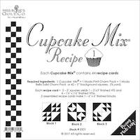 Cupcake Mix Recipe #1