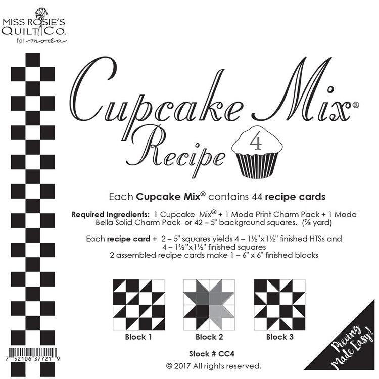 Cupcake Mix Recipe #4