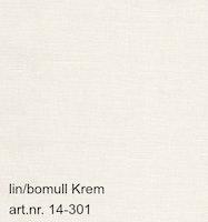 Linen - kremhvit