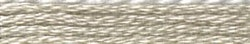 Farge 711-Cosmo Cotton Embroidery Floss 8m Skein Light Twill Gray