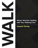 Walk-Master Machine Quilting