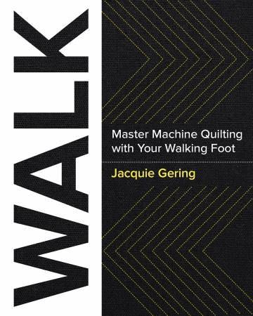 Walk-Master Machine Quilting
