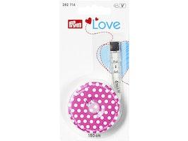 Prym Love – Målebåndspole 150 cm