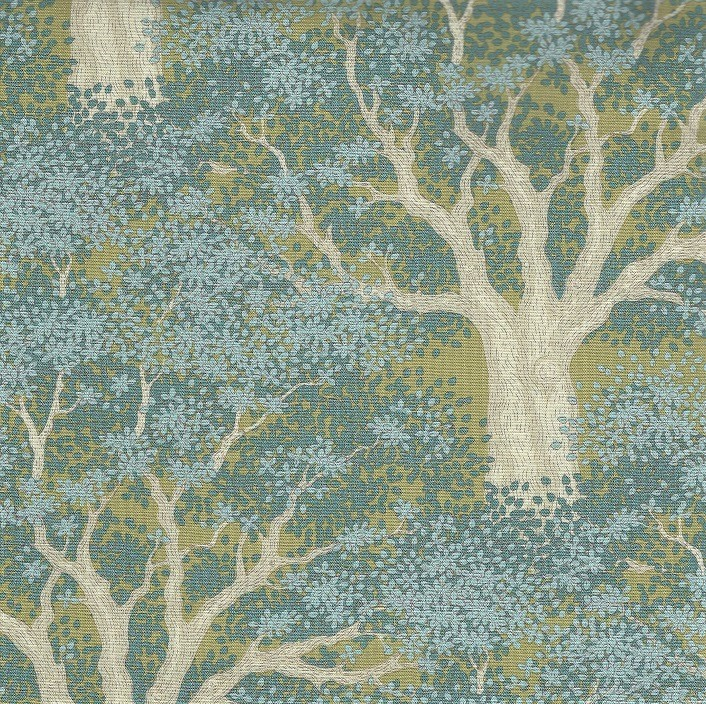 Tilda Woodland-Juniper Teal