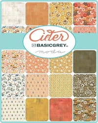 Cider- Charm Pack- 5 x 5 inch