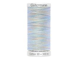4069  Sulky Gûtermann Cotton 30, 300m,pastel flerfarget