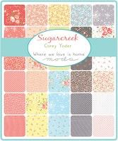 Sugarcreek charm pack 5 inch