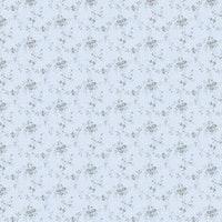 Indigo Garden -Tiny Floral Lt. Denim