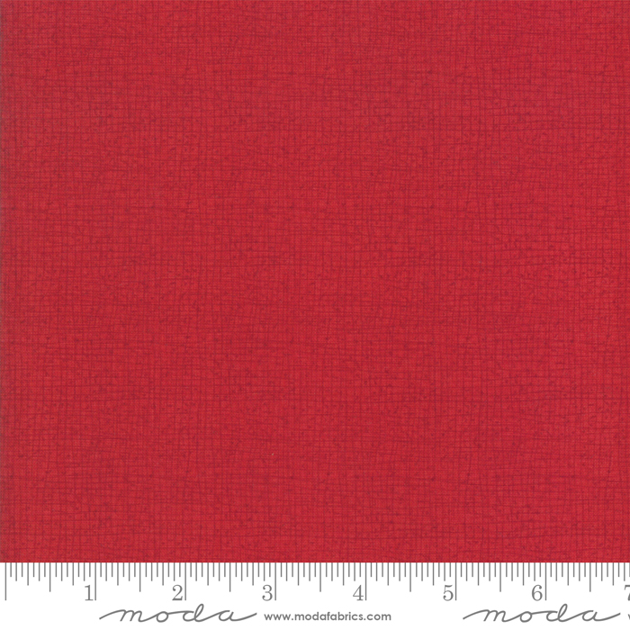 Thatched- Scarlet