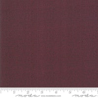 Thatched -Burgundy
