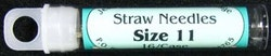 Foxglove Cottage Milliners / Straw Needle Size 11 16ct