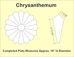 Chrysanthemum - 10 inch