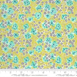 Flowers For Freya Sprout-blomter på grønn bakgrunn