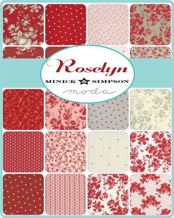 Roselyn Charm Pack - 5 inch