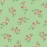The Seamstress-Mint Silk