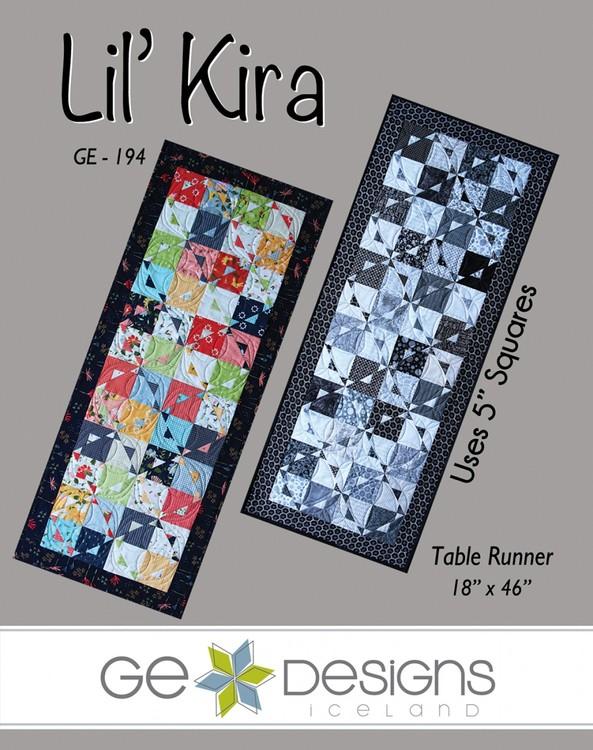 Lil`Kira-løper 18x46 inch-45 x 115 cm