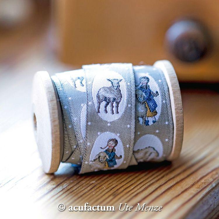 Acufactum-Vevd bånd Sau og barn