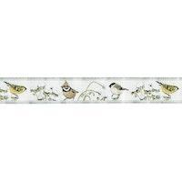 Acufactum-Vevde bånd Fugler i vinterhagen