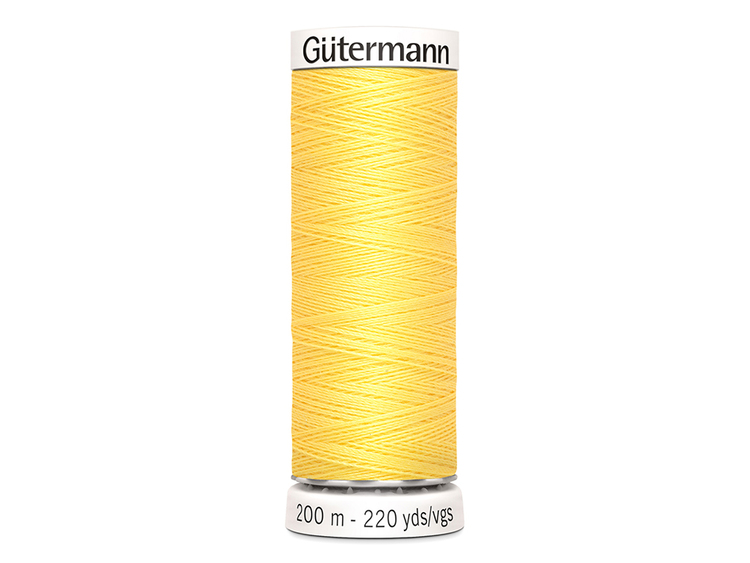 Gütermann 852-gul, 200m