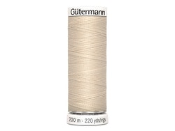 Gütermann 169 Lys Beige,200m