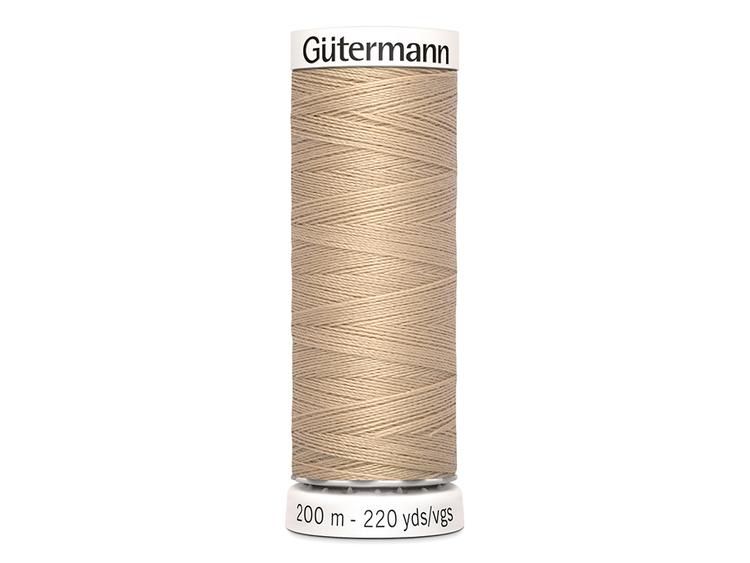 Gütermann 189 Beige, 200m