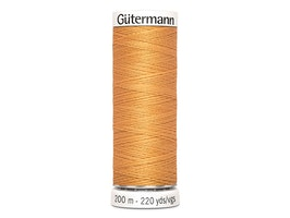 Gütermann 300 lys Orange,200m