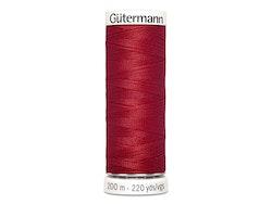 Gütermann 46 Rød,200m