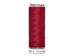 Gütermann 130 Burgunder,200m