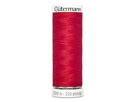 Gütermann 156 rød, 200 m