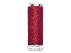 Gütermann 384 rød, 200 m