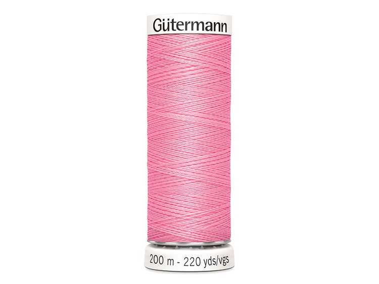 Gütermann 758 rosa, 200 m