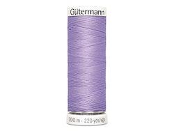 Gütermann 158 lys lilla, 200 m