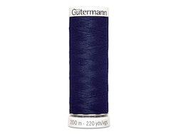 Gütermann 310 mørkblå, 200 m