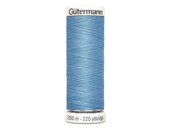 Gütermann 143 blå, 200 m