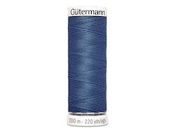 Gütermann 68 jeansblå , 200 m