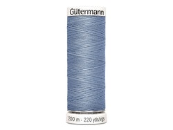 Gütermann 64 blå, 200m