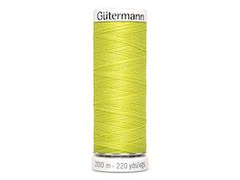 Gütermann 334 limegrønn, 200 m