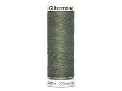 Gütermann 824 mosegrønn , 200 m