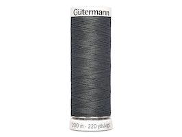 Gütermann 702 møtk grå, 200 m