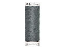 Gütermann 701 grå,200 m