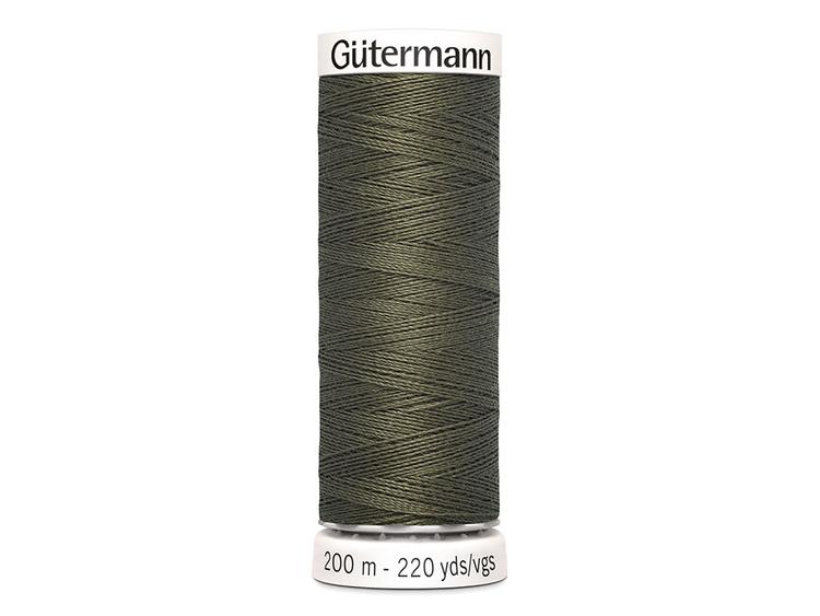 Gütermann 676 grå, 200 m