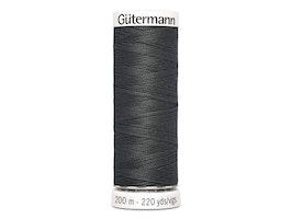 Gütermann 36 mørk grå, 200 m