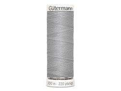Gütermann 38 lys grå, 200 m