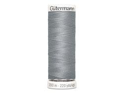 Gütermann 40 grå, 200 m
