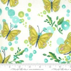 Cottage Bleu Cream-krem med sommerfugler